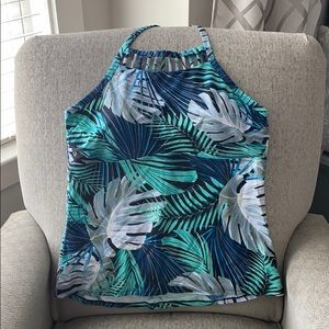 St John's Bay halter swim top